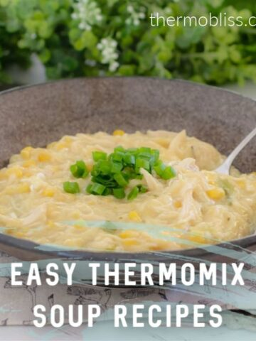 Easy Thermomix Soup Recipes Collection