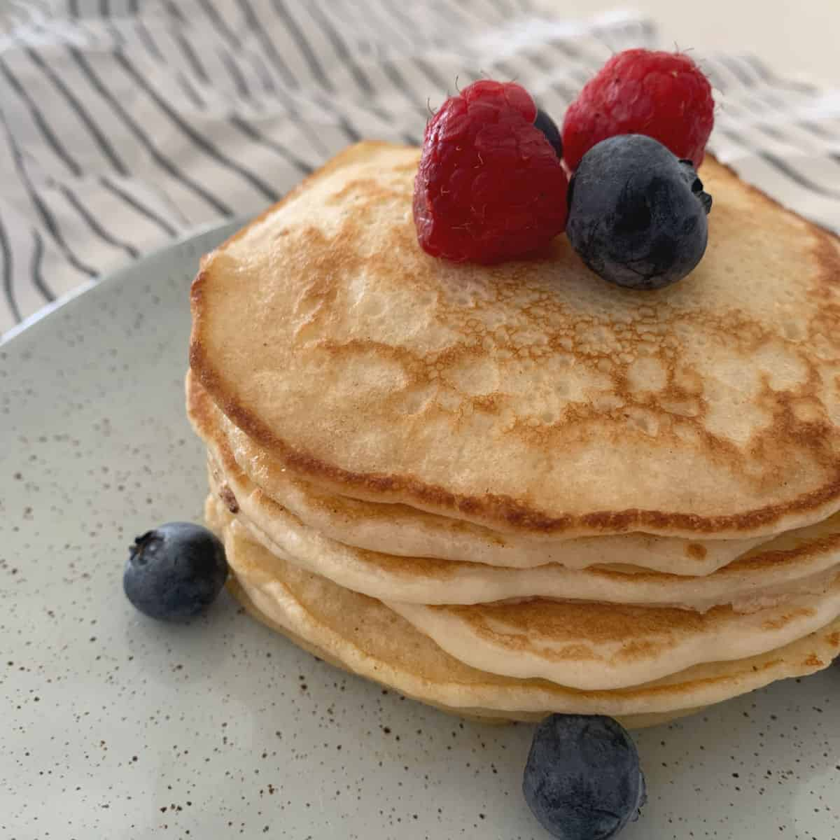 Thermomix Pancakes The Best Fluffy Pancake Recipe Thermobliss