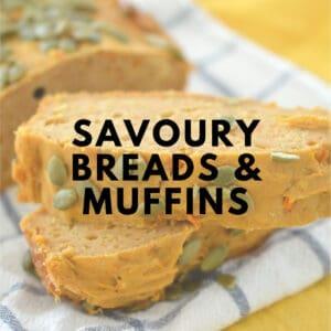 Savoury Breads & Muffins